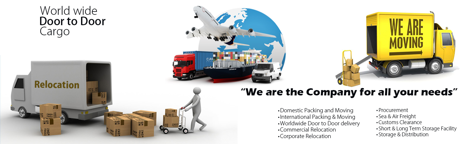 ata cargo logistic and shipping